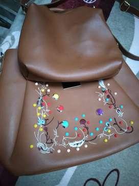 Handbags with unique designs
