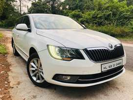 Skoda Superb Elegance 2.0 TDI CR Automatic, 2015, Diesel