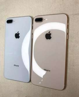 iPhone 8plus gold  256GB PTA APPROVED