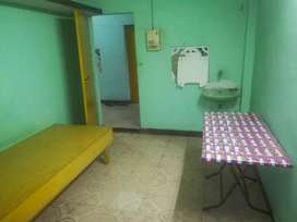 Bachelor room available (near Sivaji statue ECR)