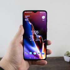 OnePlus 6T with In-Display Fingerprint with warranty and proper bill