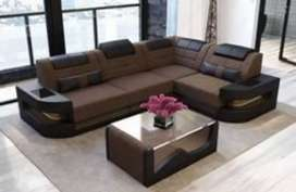 New Denver  L shape sofa direct from manufacturers at factory rates