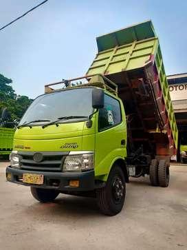 Dp 34jt - Hino Dutro 130HD Dump jumbo 2014