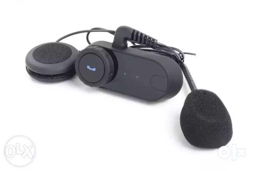 Bluetooth Headset For Helmets 0
