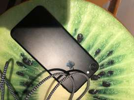 IPHONE 7 Murah - 128GB Black Matte Ex Inter