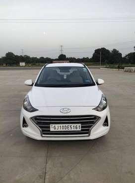 Hyundai Grand i10 Nios Sportz 1.2 Kappa VTVT, 2021, Petrol