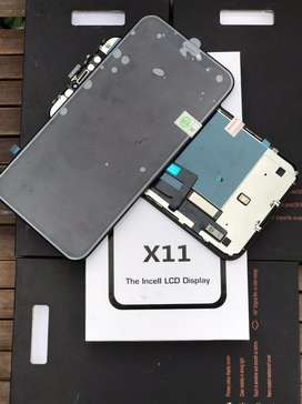 Lcd iphone 11 ips retina incell