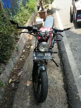 JUAL MOTOR COSTUM