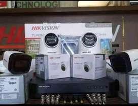 Paket kamera cctv hd digital kualitas jernih