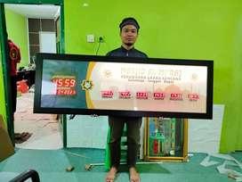 jam masjid digital jadwal sholat otomatis