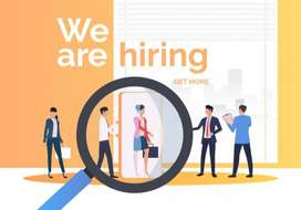 Jobs for unemployed people with good salary and  only female candidate