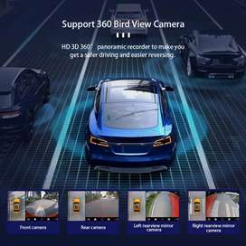 "Head unit Android 10.1""+Kamera 360 3D network 4G wif DTS EQ Ram 2G-32G"