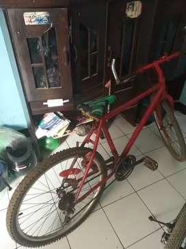 Ayo barang kali ada yang minat sepeda ny