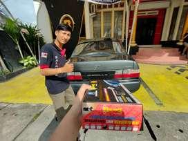 VELG Besar mobil jadi GASRUK? pasang BALANCE Damper Ampuh ATASI Bos!!