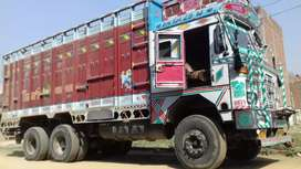 New condition tata truck 10 tyre new  betry new.. ;12j63bz
