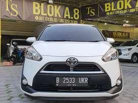 Sienta G Automatic 2019 KM Rendah Super Istimewa