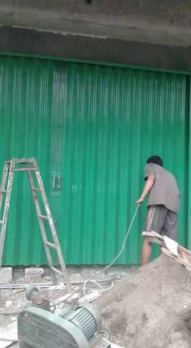 Folding gate dan Rolling door