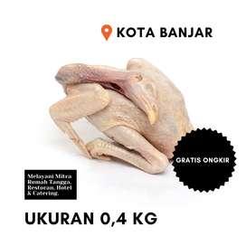Karkas Daging Ayam Kampung Super Promo Banjar Ukuran 0.4 Kg