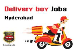 Urgent requiredment for Courier Delivery boys