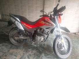 Hero impulse bike in good condition 1st owner