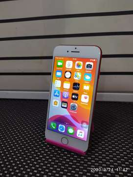 IPHONE 7 RED EDITION 32Gb LIKE NEW INTER ORI