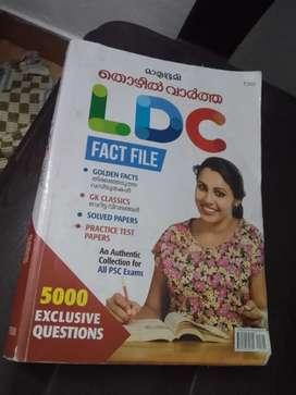 LDC exam paper