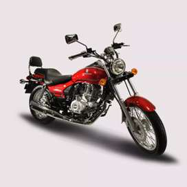 Avenger Red color, Excellent condition, 220 CC, only 15500 km driven