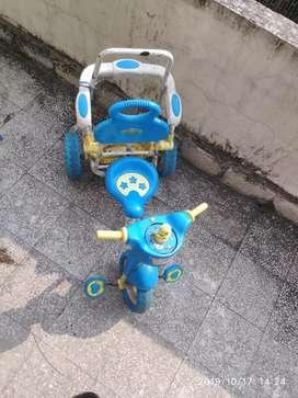 Small Rickshaw for child
