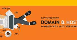 Buy Hosting Get 1 Domain name Free