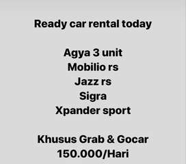 Red rent car murah