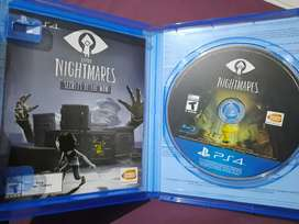 KASET BD PS4 LITTLE NIGHTMARES COMPLETE EDITION