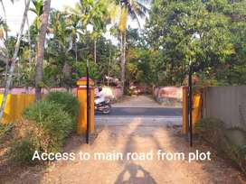 Plot for Sale opp. bustop to Thriprayar and Thrissur