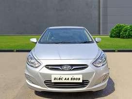 Hyundai Verna Fluidic 1.4 VTVT, 2012, Petrol
