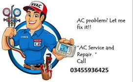 AC Installation, Service & Repair Gas Charging Shifting Fitting