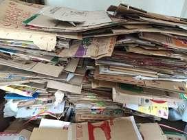 Kardus, plastik, besitua, kertas, aluminium, kuningan, tembaga. dll