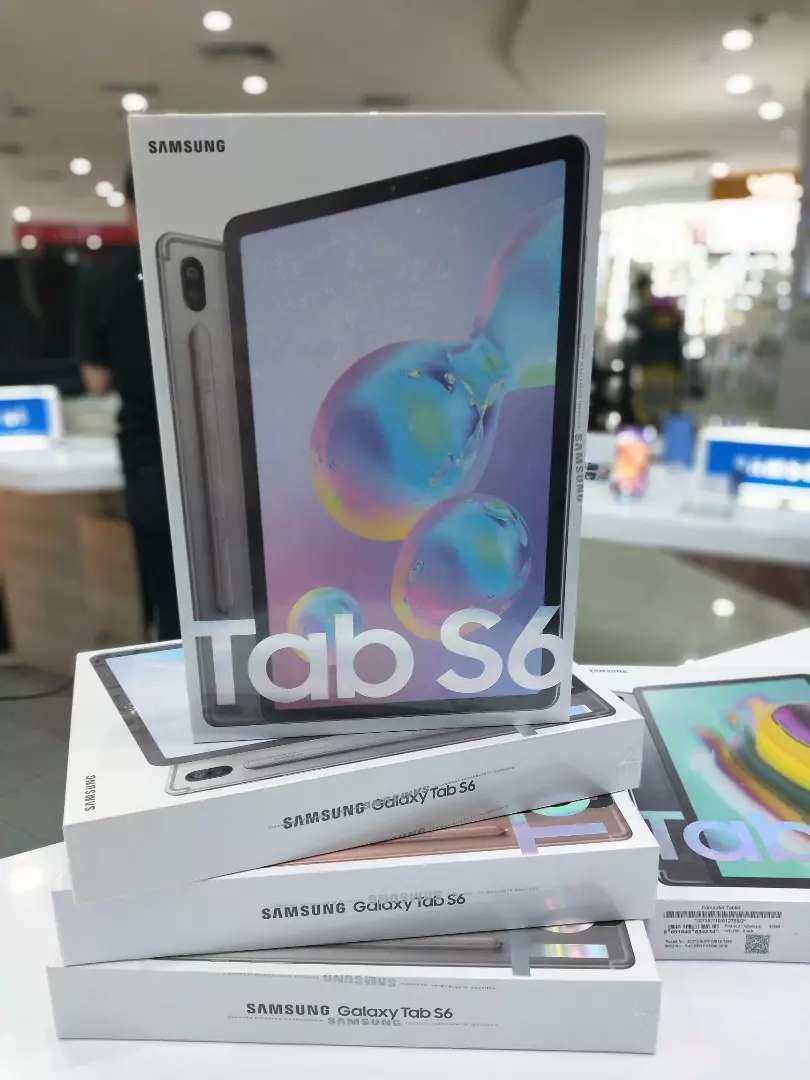 Samsung Galaxy Tab S6 128GB 0