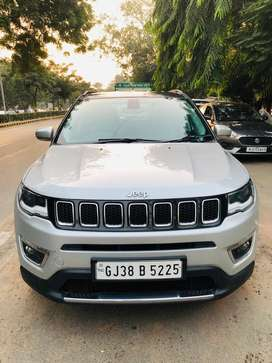 Jeep COMPASS Compass 2.0 Limited Plus, 2018, Diesel
