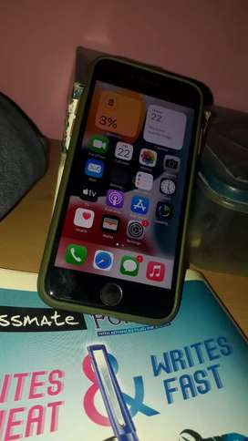 Iphone 7 32 gb black colour