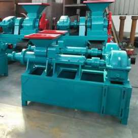 Coal/ charcoal extruder machine, dia 30mm-60mm, output 1000kg-3000kg