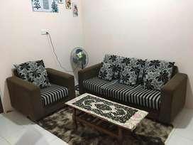 Jual sofa atau kursi tamu satu set nongsa