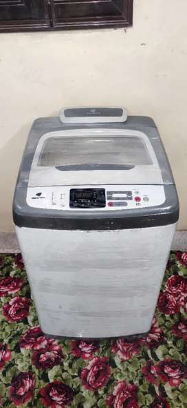 Automatic washing machine