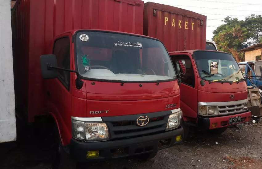 Toyota Dyna 110ft box th2010 0