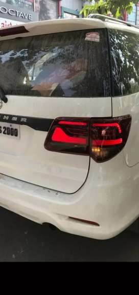 Fortuner land cruiser taillamp taillight