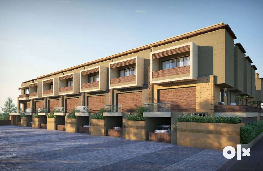 4BHK G+2 Construction Luxurious Bungalow for sell at Jahangirpura 0