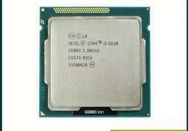 H61 Chipset LGA 1155 socket suitable Processor needed