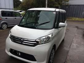 Nissan Dayz Roox in new condition