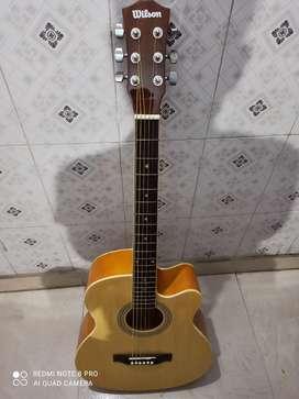 Wilson guitar