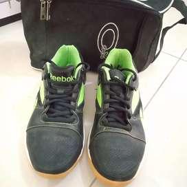 Sepatu badminton  Tenis Reebok Original