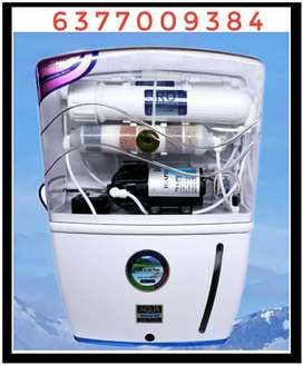 NEW RO WATER PURIFIER WITH BOWL SET 1 YEAR WARRANTY AC TV BHK PP