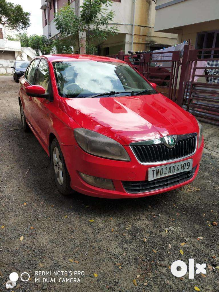 Skoda Rapid Elegance 1.6 TDI CR Manual, 2012, Diesel 0